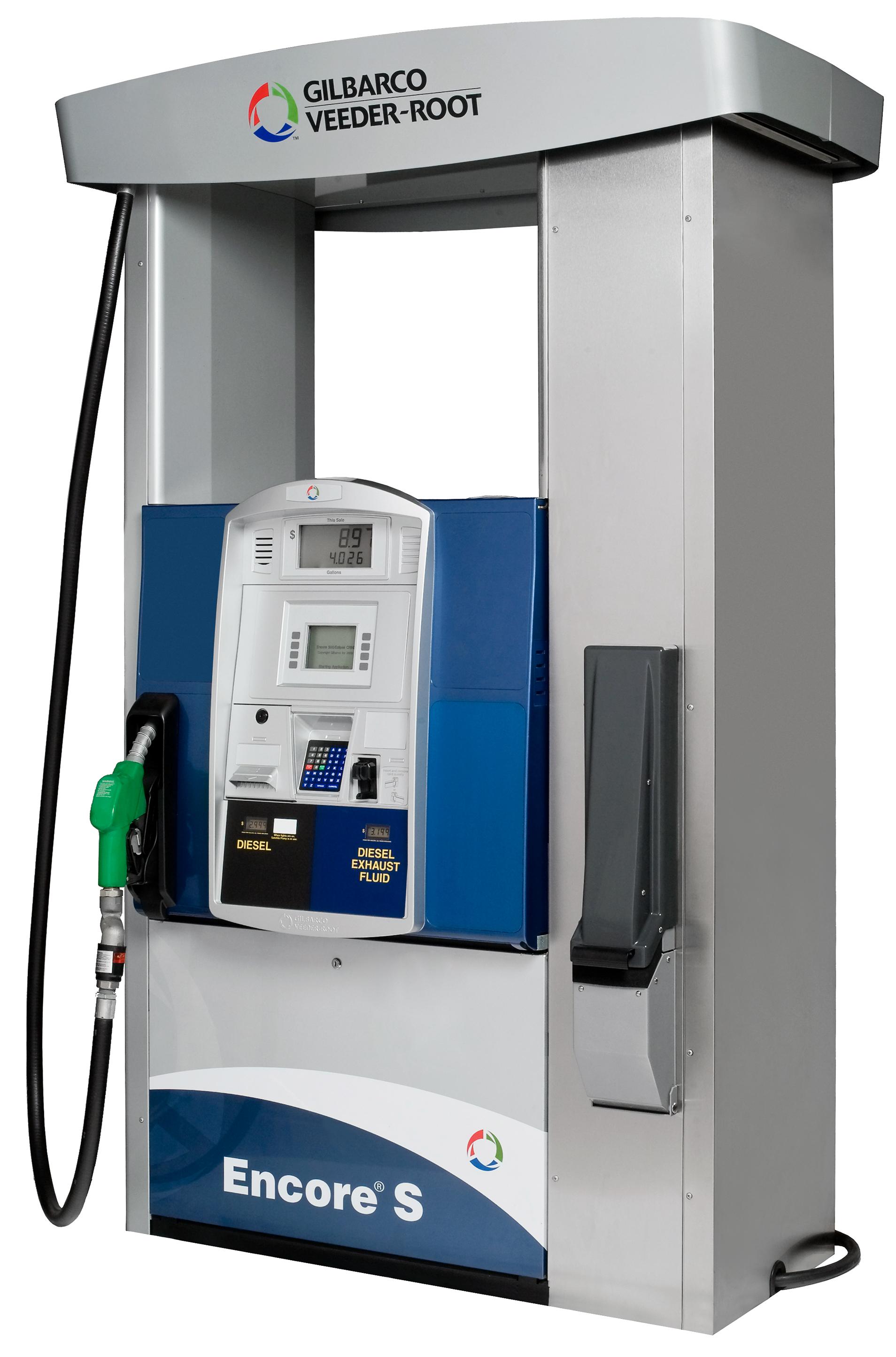 Gilbarco Unveils Encore S DEF + 1 Dispenser   Convenience