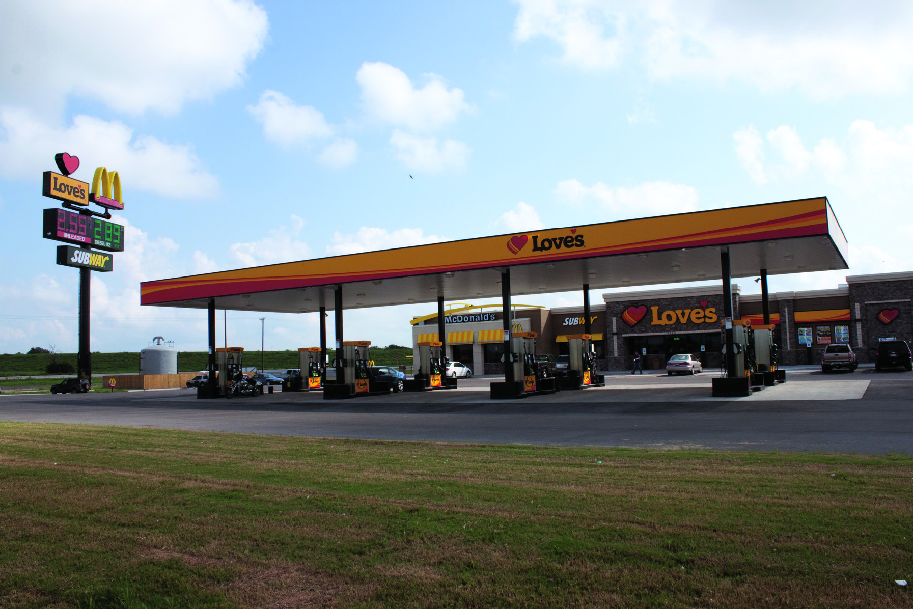 loves loves growth convenience store news - Loves Fuel Card