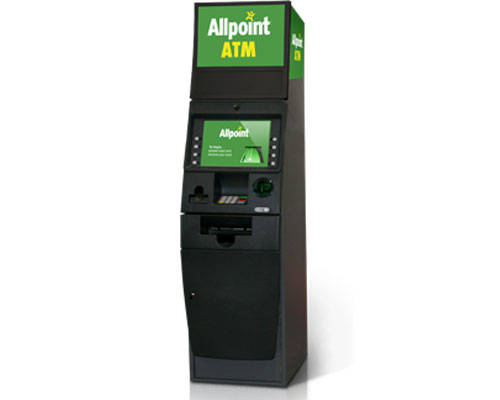 Allpoint surcharge-free ATM