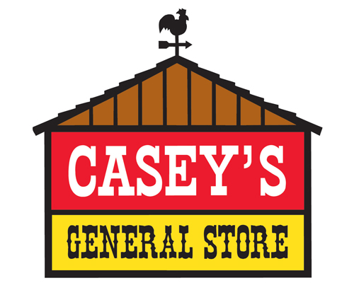 A logo for Casey's General Stores