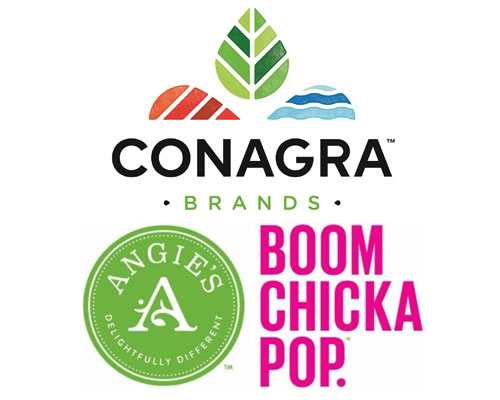 Conagra is buying Boomchickapop popcorn's parent company