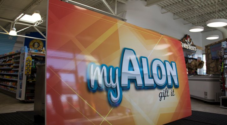 Alon Brands Inc. goes down in history for the Guinness World Record for the World's Largest Gift Card on Aug. 11.