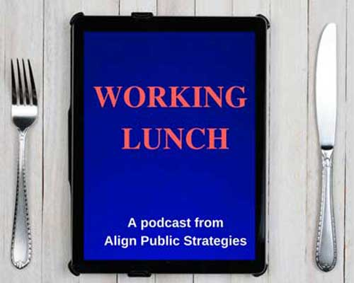 Working Lunch Podcast