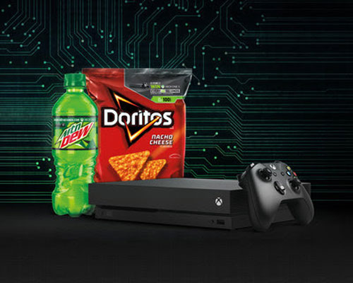 Mountain Dew Doritos