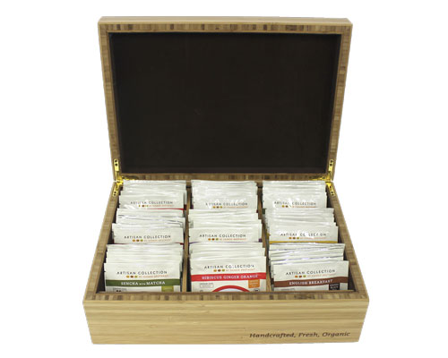 Farmer Brothers Premium Hot Tea Line