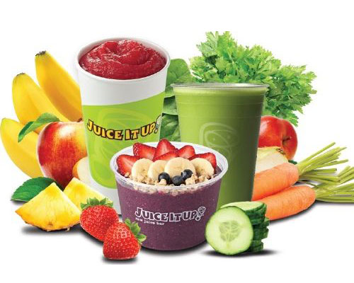 Juice It Up! products