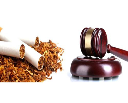 Tobacco regulations