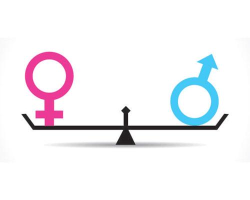 gender equality teeter
