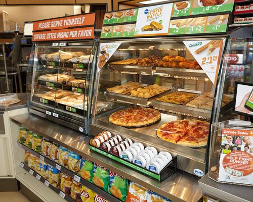 7-Eleven food offerings