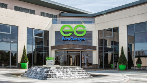 Offices for EG Group in the United Kingdom