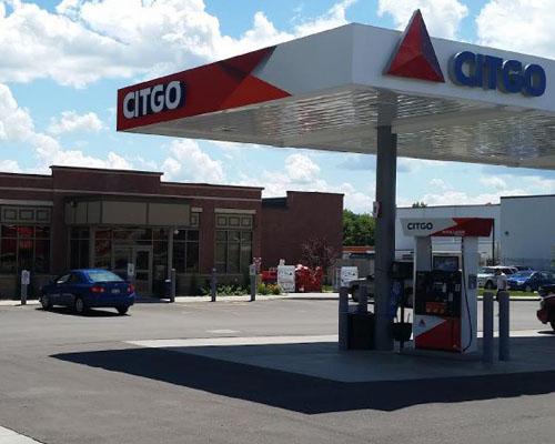A Frawley Oil location in Jefferson, Wis.