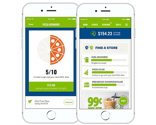 SmartPay Check-Link mobile app