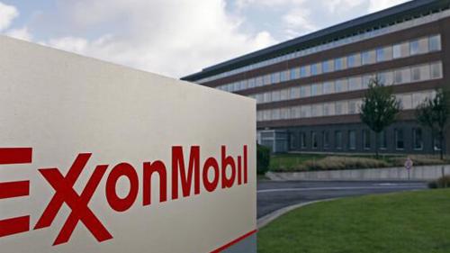 Texas headquarters for ExxonMobil