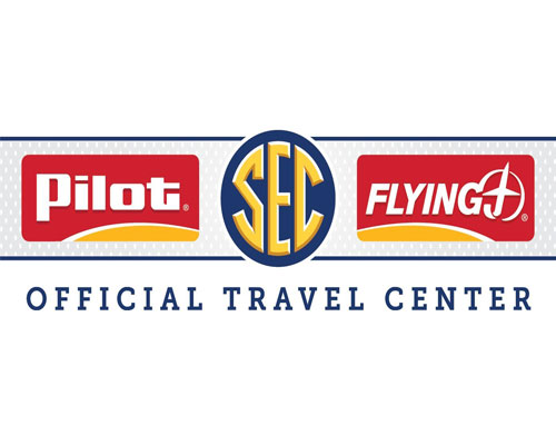 Pilot Flying J and SEC logos