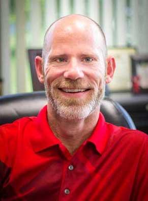 Rutter's director of foodservice Ryan Krebs