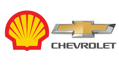 Chevrolet and Shell let you pay for gas from inside the vehicle