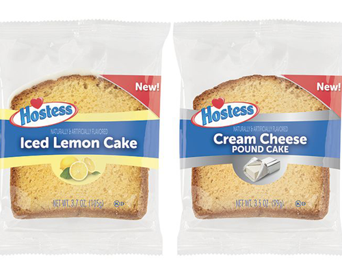 Hostess Individually-Wrapped Cake Slices