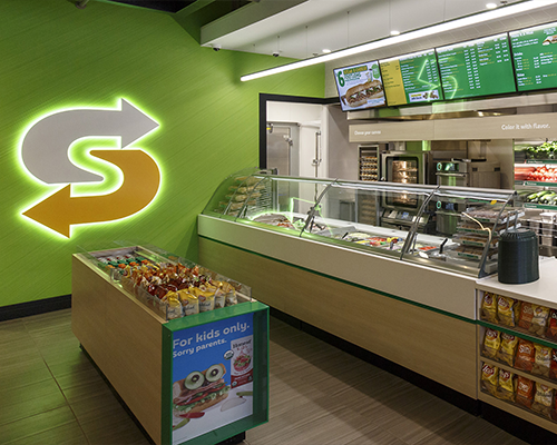 Subway to Shutter 500 US Locations This Year