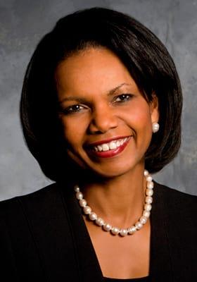 Signature '18 speaker Condoleeza Rice