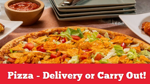 casey's pizza delivery website