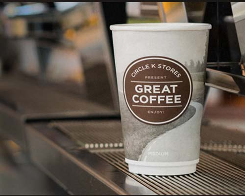 Couche-Tard's Simply Great coffee program