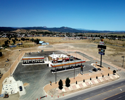 Love's opened several new locations in June, including one in Las Vegas, N.M. in the northeast area of the state.