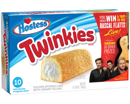 hostess rascal flatts sweepstakes hostess brands quot sweet country summer quot sweepstakes 8388