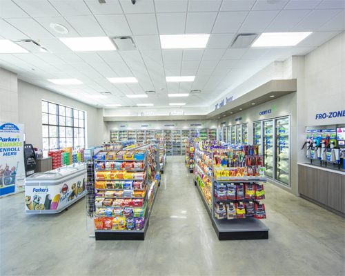 Photo Gallery Inside Parker S Kitchen Convenience Store News