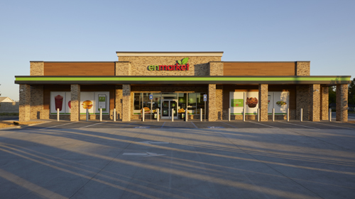 Enmarket opened its first convenience store in Jesup, Ga.