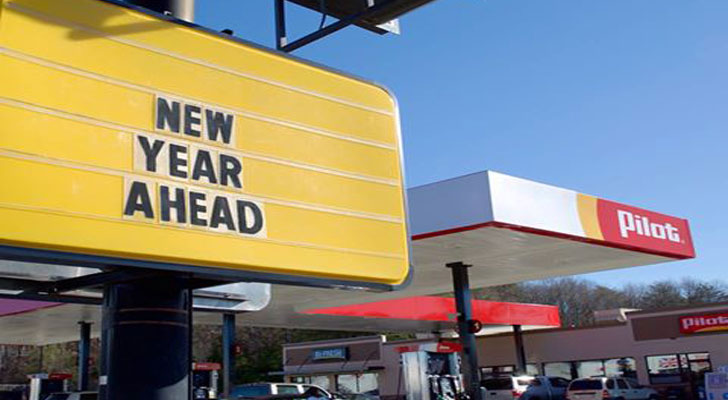 pilot flying j begins 5 year 500m reimaging convenience store news