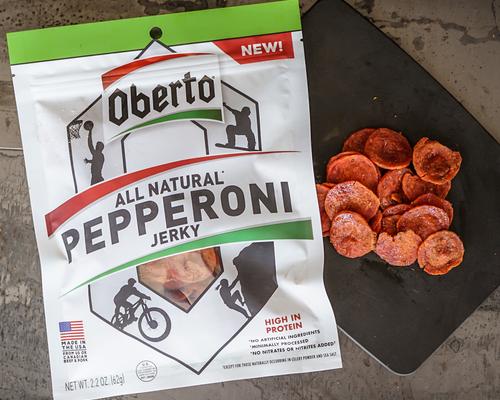 Oberto Pepperoni Jerky
