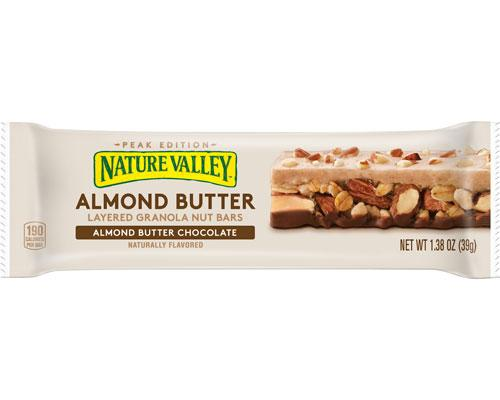 Nature Valley Layered Bars