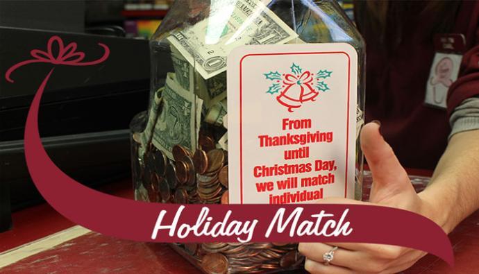 Stewart's Shops Holiday Match