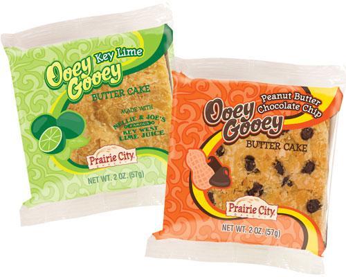 New Ooey Gooey Butter Cakes