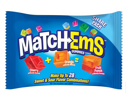 Match-Ems Gummies