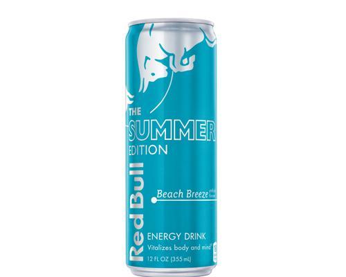 Red Bull Summer Edition Beach Breeze