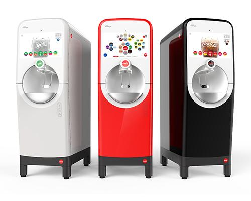 Coca-Cola Freestyle 9100