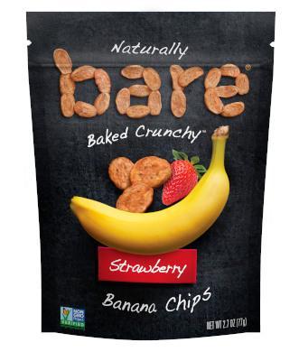 Strawberry Banana Chips