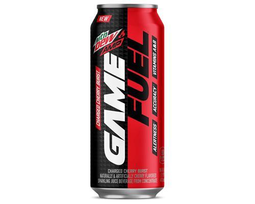 MTN DEW AMP GAME FUEL