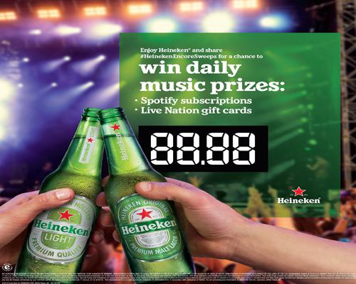 Heineken Summer 2019 Music Promotion | Convenience Store News