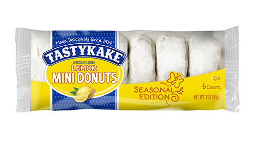 Tastykake Spring Limited Time Offerings