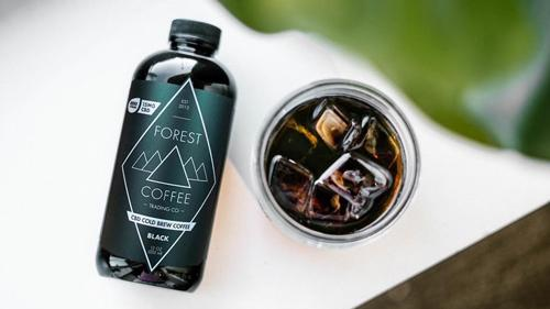 Forest Coffee Trading Co. CBD Cold Brew