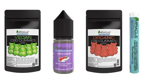 Miracle Nutritional Products CBD Line | Convenience Store News