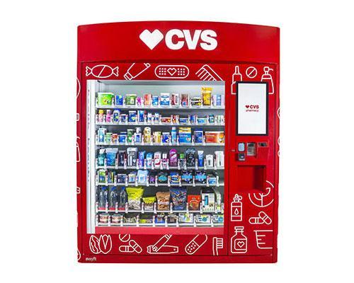 CVS vending machine
