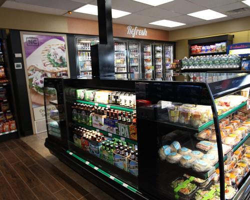 NOCO Express completes renovations at its location on Sheridan Drive in Tonawanda, N.Y.