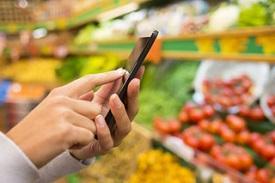 digital grocery shopping
