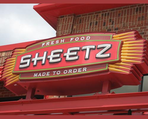 Sheetz store logo