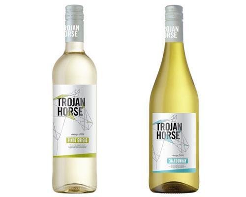 7-Eleven Trojan Horse wine