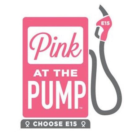 Pink at the Pump