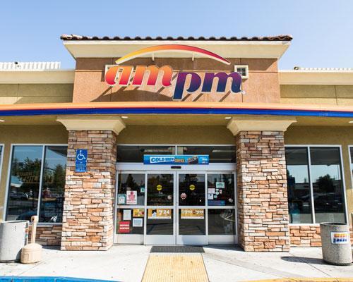 ampm storefront